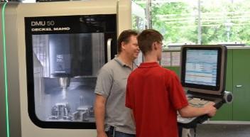 Maschinenbau-Produktionstechnik – Studium mit Zukunft