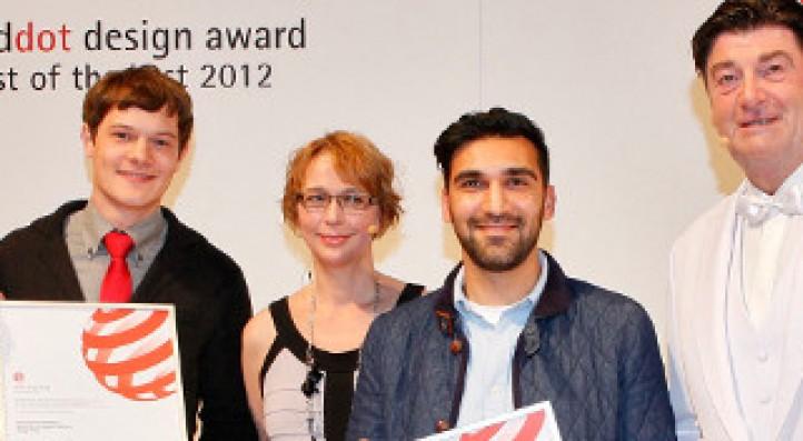 Imagefilm der Hochschule Niederrhein erhält Design-Preis: 10.000 Euro Preisgeld für Autoren