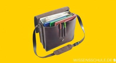 Die richtige Tasche — ganz bestimmt