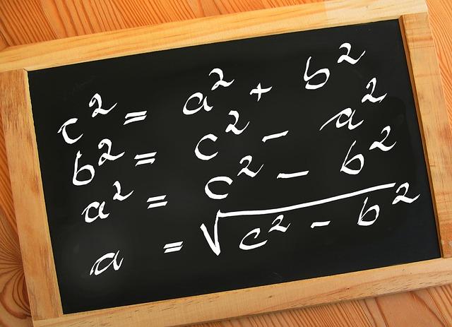 Mathematik studieren heißt mit Ausdauer, Disziplin und Durchhaltevermögen zum Erfolg! Alle Fachrichtungen Naturwissenschaften studieren Studienwahl Studium Technik studieren