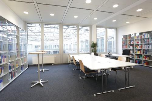 Das eufom-Gebäude in Stuttgart. Bild: eufom.