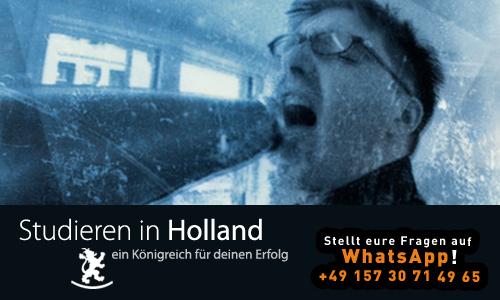 Studieren in Holland… Auslandsstudium Studienwahl Studium