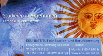 Studieren in Argentinien…