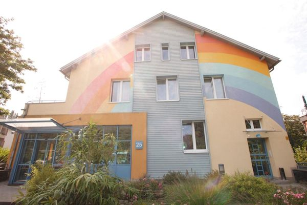 Haus-Front