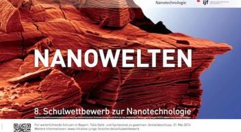 8. Schulwettbewerb zur Nanotechnologie ausgeschrieben