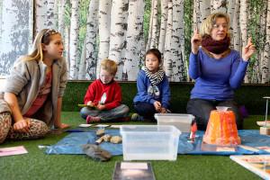 Kinderhaus Steppkes fördert altersübergreifendes Lernen Aktuelles Bemerkenswert