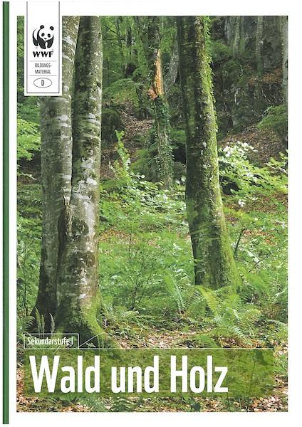 Bild-Wald und Holz