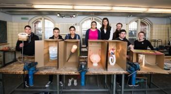Workshop: Schüler entdecken Design