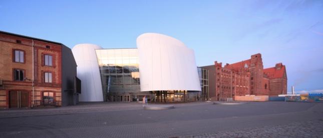 OZEANEUM Stralsund (Foto: J.-M. Schlorke)