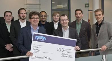 Internet nach Maß im Auto: m2c-lab erhält Förderung von Ford