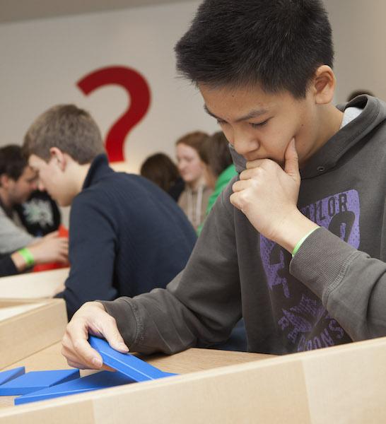 Das Mathematikum Gießen Für Lernende Lernorte Lernorte: MINT
