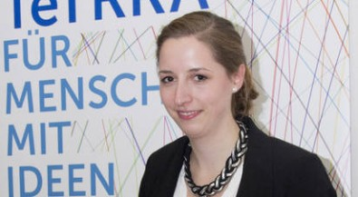 Wegweisender Beitrag: Sabine Martens erhält den TeTRRA-Preis