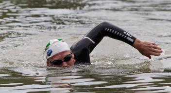 """""""Rheines Wasser"""": Extremsport, Wissenschaft und Umweltschutz verbinden"""