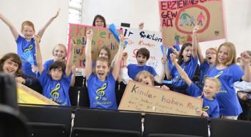Jetzt UNICEF-JuniorBotschafter werden!