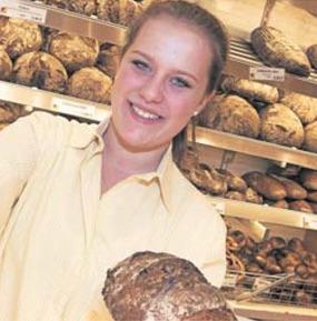 Bäckerei-Fachverkauferin