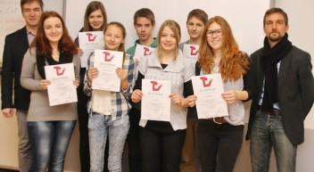 Schüler des Gymnasiums Straelen drehten eigenen Tanzfilm