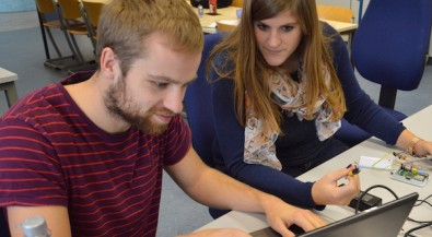Studium zum Anfassen: Internationaler Arduino Day an der Hochschule Niederrhein