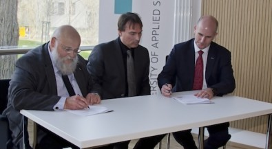 FH Aachen unterzeichnet Kooperation mit Ford Forschungszentrum Aachen