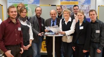 Für Studieninteressierte und Berufseinsteiger: Die Umweltmesse der FH Bingen