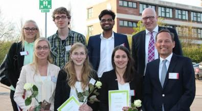 89 Studierende der Westfälischen Hochschule erhalten Deutschlandstipendium