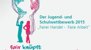 """Jugend- und Schulwettbewerb """"Fairknüpft"""""""