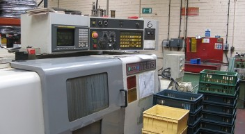 Verfahrensmechaniker/in Glastechnik