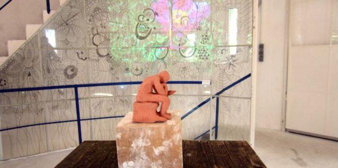 """""""Veränderung"""" – eine Kunstausstellung des Projektkurses des Lise-Meitner-Gymnasiums in Geldern"""