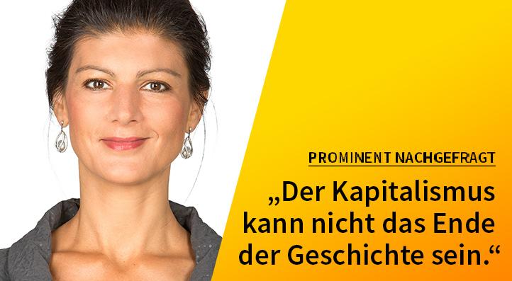 Sarah Wagenknecht -wissensschule-interview