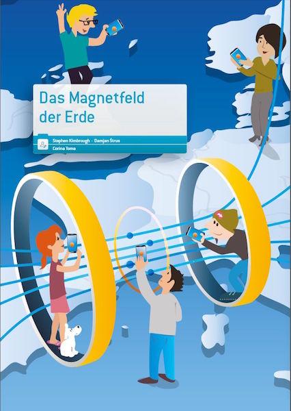 Cover - iStage2 - Das Magnetfeld der Erde
