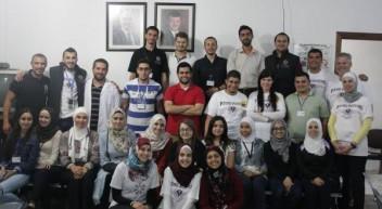 Wittener Studierende engagieren sich in Jordanien