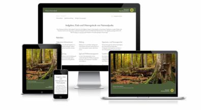 Online Wissensportal informiert über Nationalparks in Deutschland