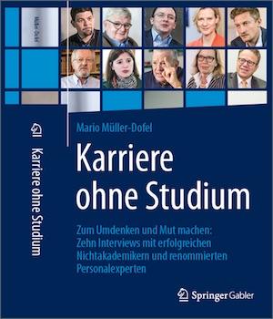 Cover Müller-Dofel Karriere