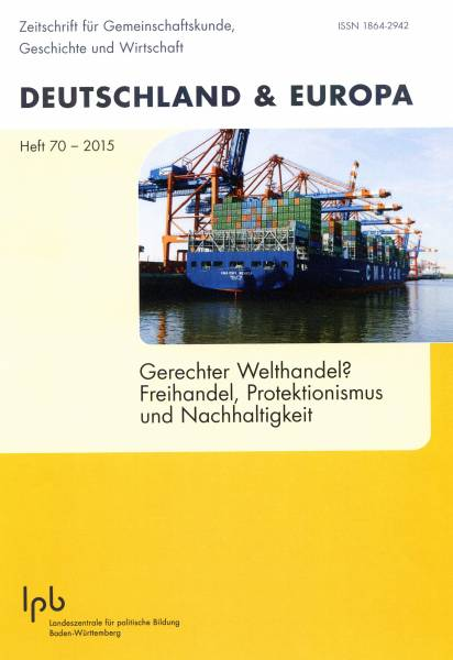 D&E_70-2015_Welthandel_Cover