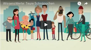 Erklärfilm Teure Schnäppchen – Aus der Reihe WissensWerte