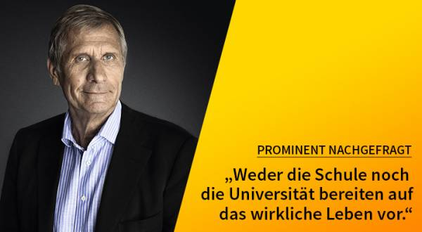 Ulrich Wickert-interview