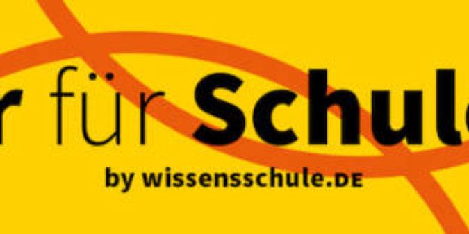 """Über """"Wir für Schulen"""""""