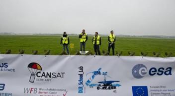 Schulteams entwickeln eigene Mini-Satelliten: Anmeldung zum dritten deutschen CanSat-Wettbewerb beginnt