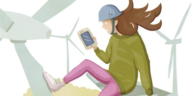 Serena. Serious Game für Mädchen zu technischen Berufen in den Erneuerbaren Energien