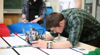 Internationaler Roboterwettbewerb World Robot Olympiad