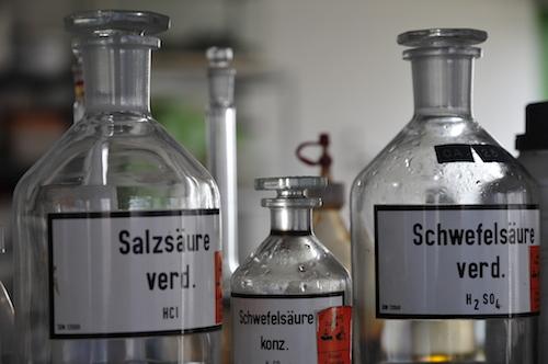 Beruf Chemikant Chemikantin