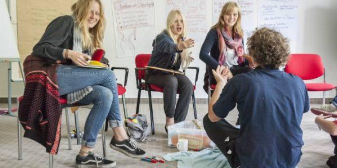 kulturweit – Der internationale Kultur-Freiwilligendienst