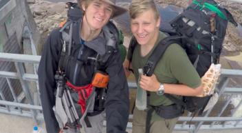 Wanderlust: Jannis bloggt über seine Abenteuerreisen