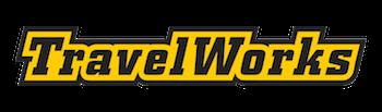 TravelWorks Logo farbig_pfad_0-20-100-0