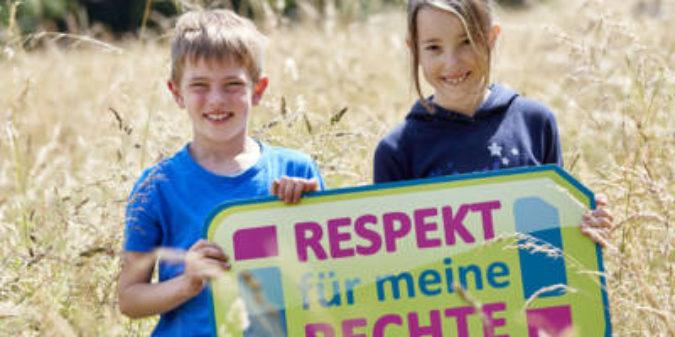 """Alles grün bei KiKA: """"Respekt für meine Rechte! – Umwelt schützen jetzt!"""""""