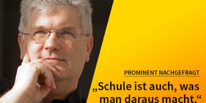 5 Fragen — 5 Antworten: Mit Prof. Christian Scholz