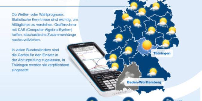 Stochastik erklärt das Wetter