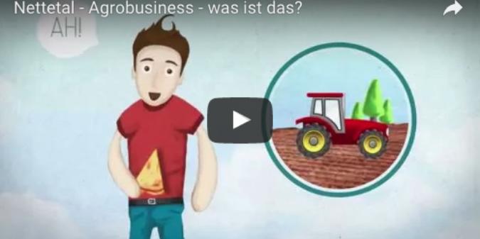 Lernvideo Agrobusiness – was ist das?