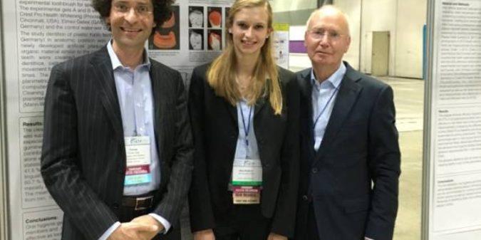 Wittener Studentin der Zahnmedizin entwickelte künstlichen Zahnbelag für Forschungszwecke