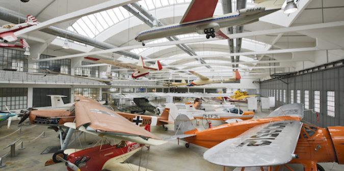 Deutsches Museum – Flugwerft Schleißheim