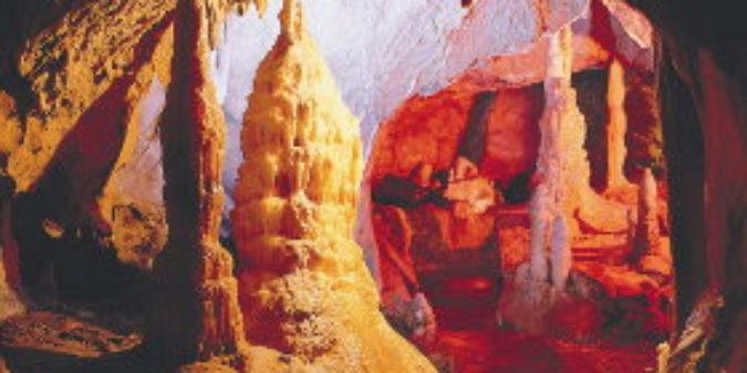Atta Höhle – Deutschlands unterirdische Wunderwelt
